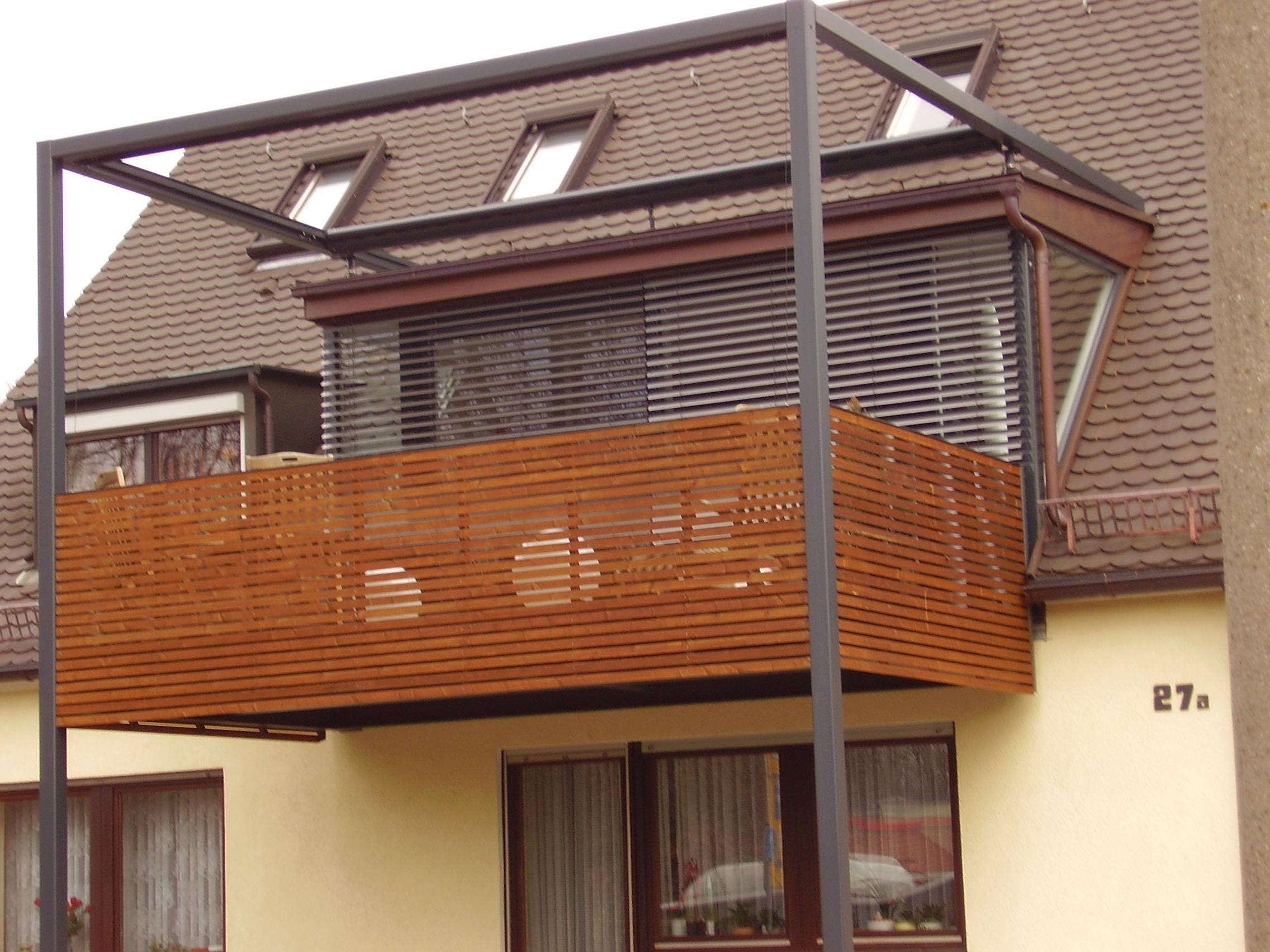 balkone balkon 218. Black Bedroom Furniture Sets. Home Design Ideas