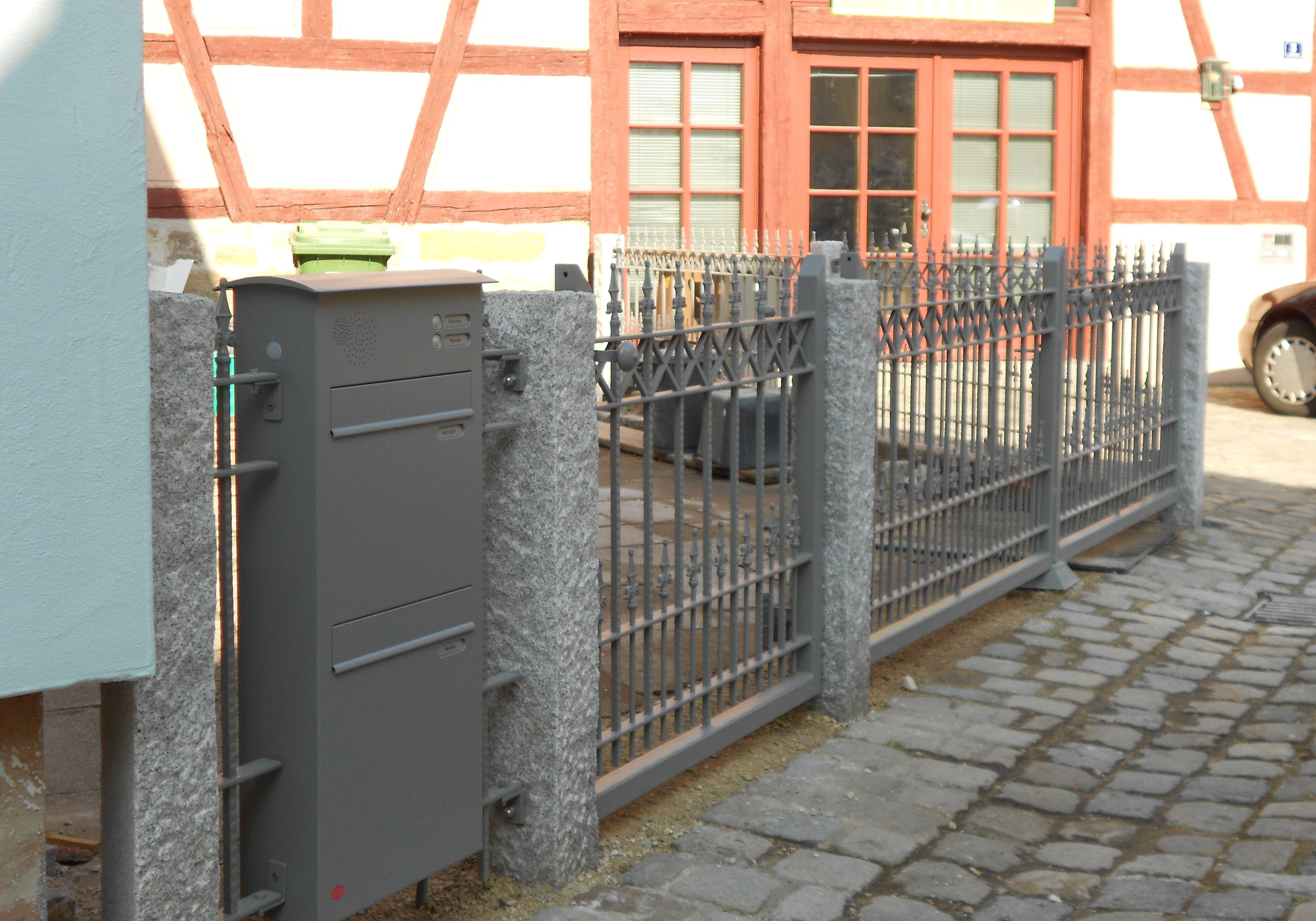 Zäune - Zaun 200