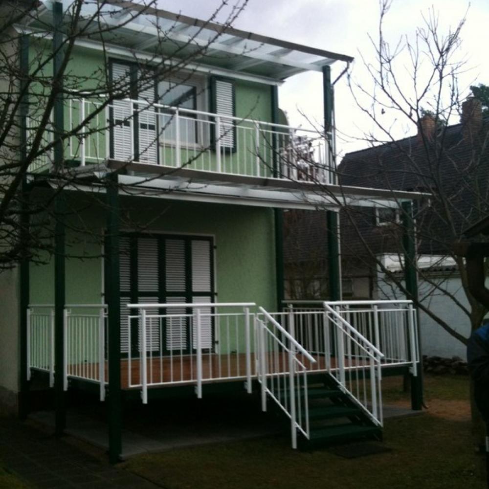 Balkone Balkon Gelander 219 2