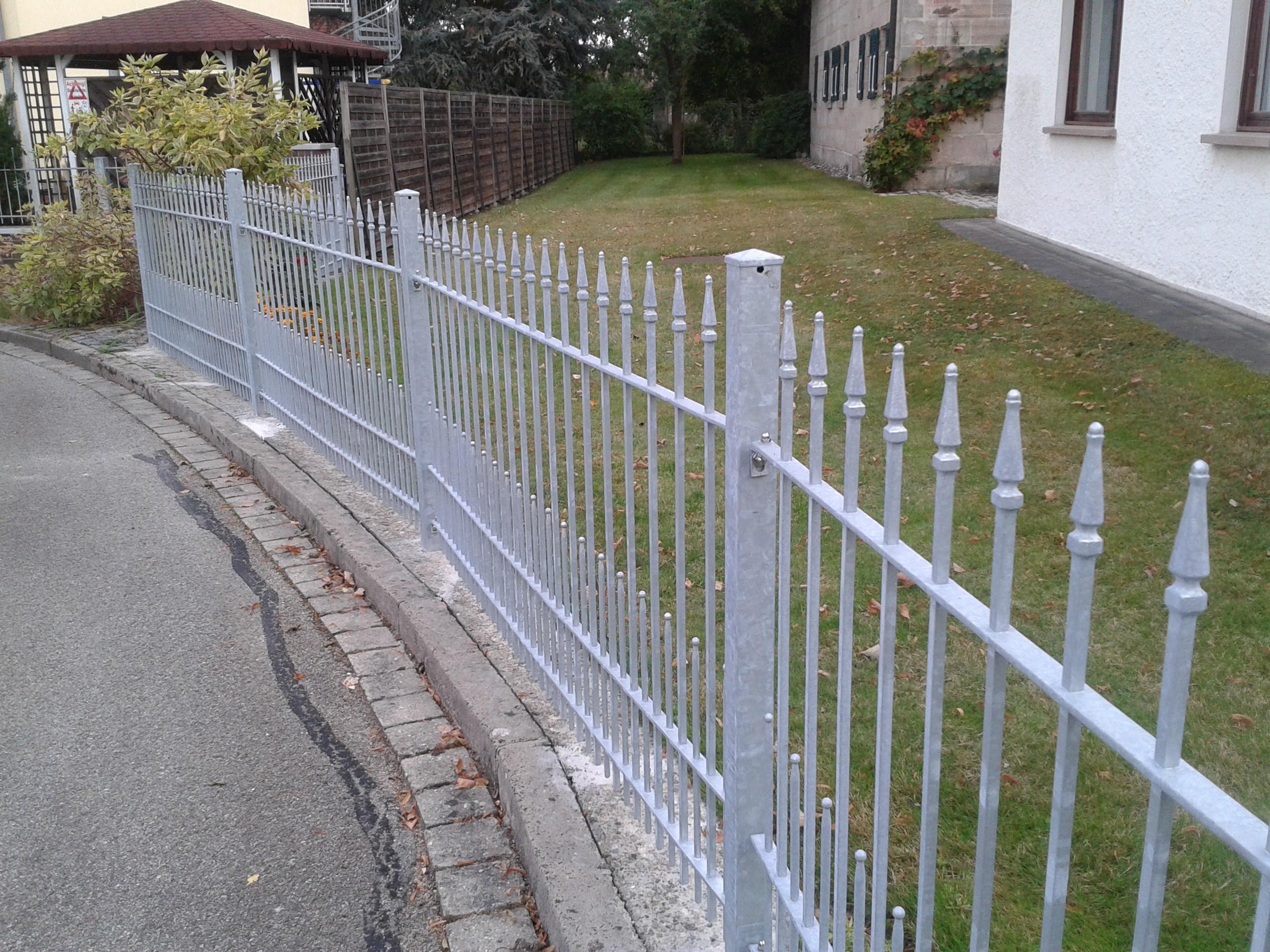 Zäune - Zaun 1000