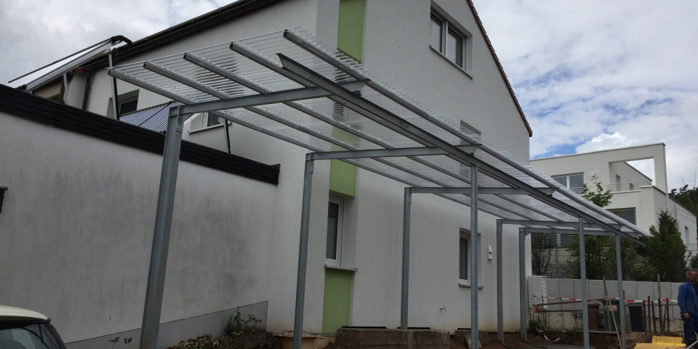 Carports for Stahlbau carport