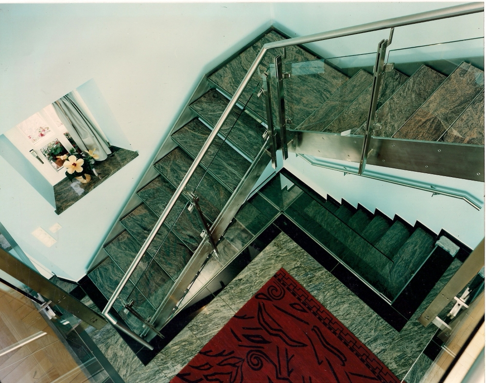 innen gel nder treppe treppengel nder 1002. Black Bedroom Furniture Sets. Home Design Ideas